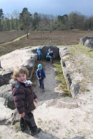 Steinzeit: Exkursion in die Oldendorfer Totenstadt